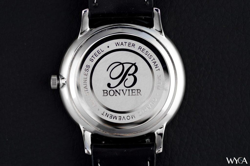 Bonvier Classic 40mm Caseback