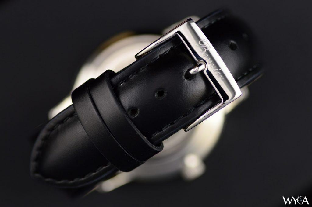 Bonvier Classic 40mm Clasp