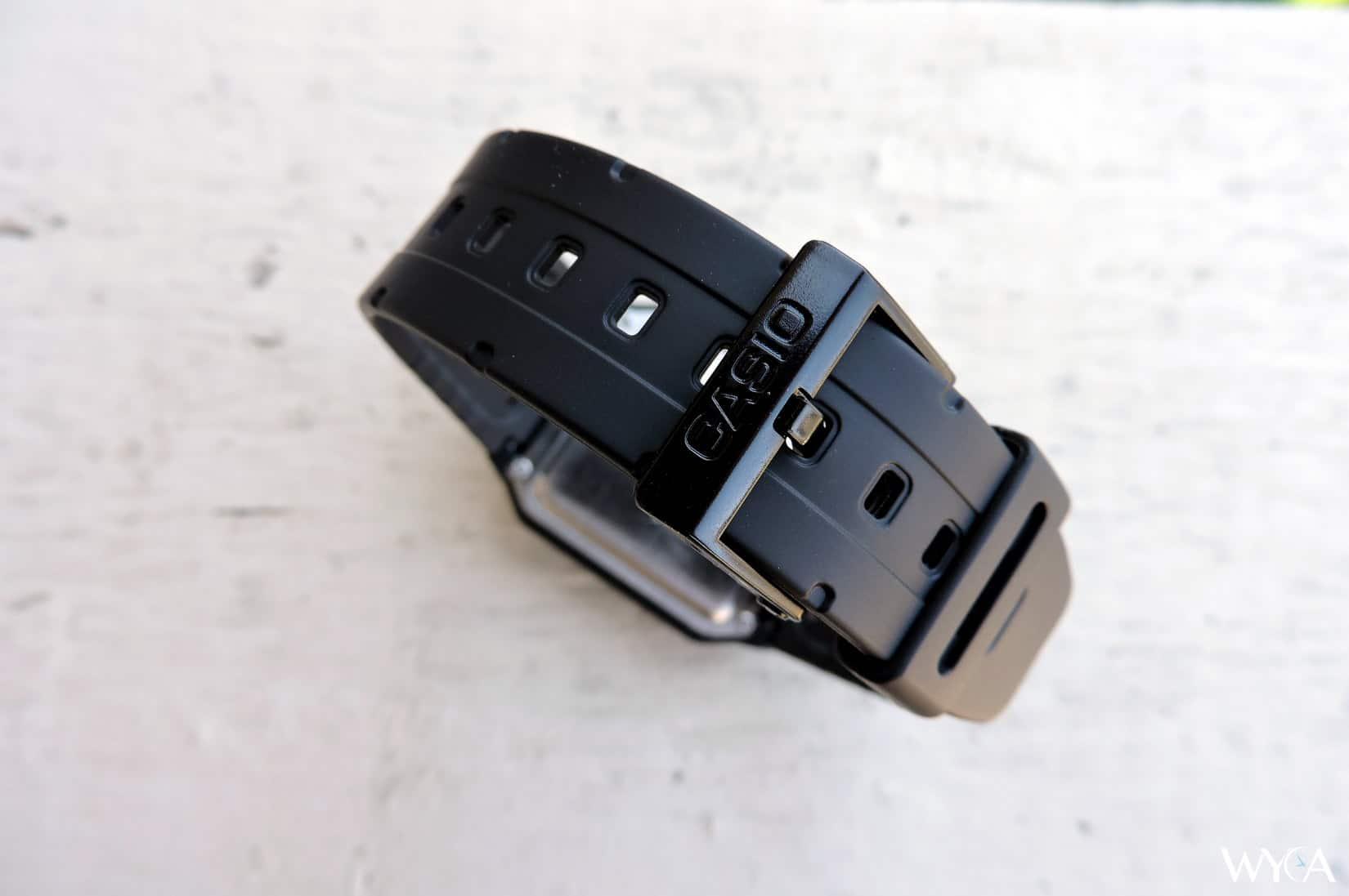 Casio Databank Ca 53w Calculator Watch Reviews By Wyca