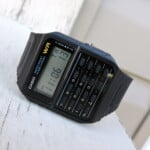 Casio Databank CA-53W Calculator Watch