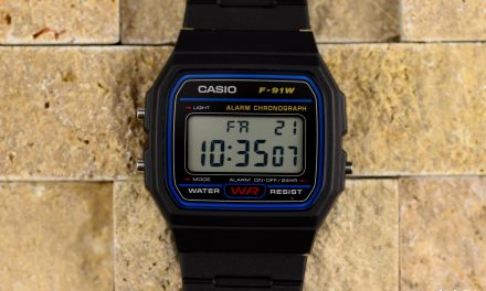 The Venerable Casio F-91W: The Digital Watch That Took Over the World
