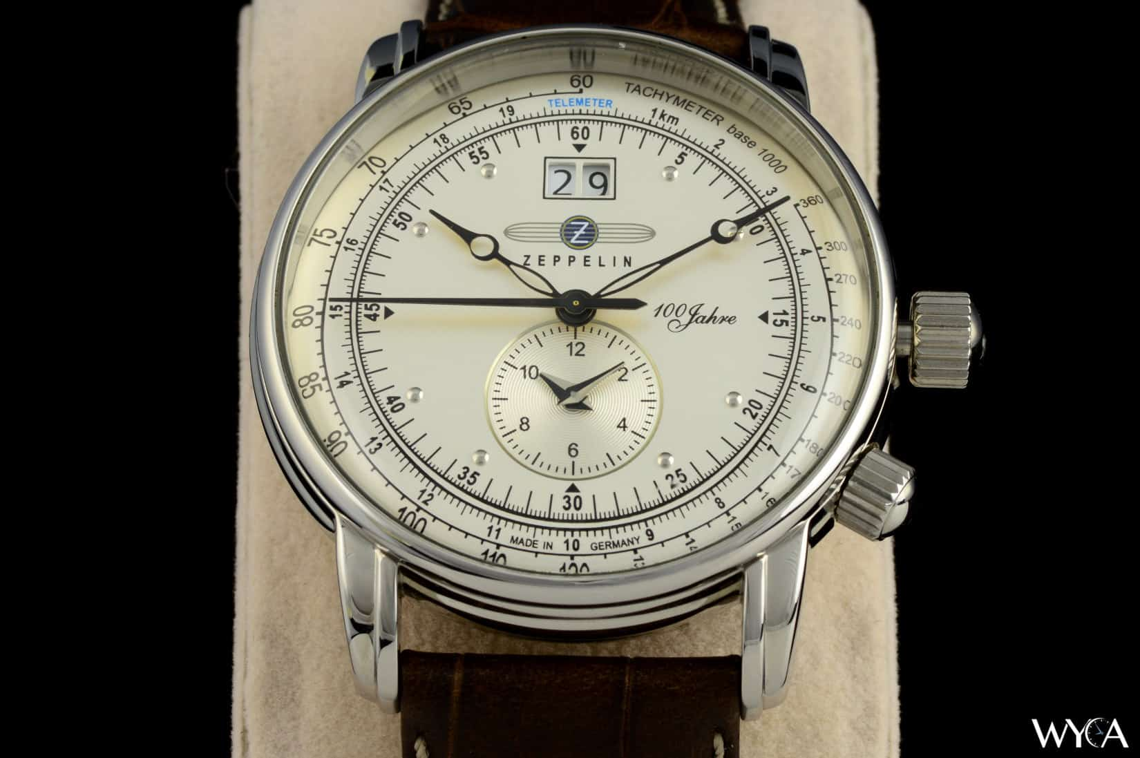 Graf Zeppelin Dual Time