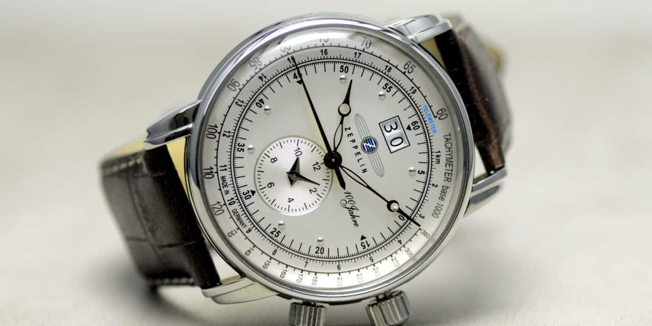 b10944d4ff8 Graf Zeppelin Dual Time Big Date 7640-1 Review