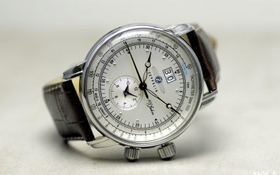Graf Zeppelin Dual Time 7640-1 Review