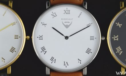 Showing Some Love to a Local Brand: the Monsieur Watch Co. Marvin Collection