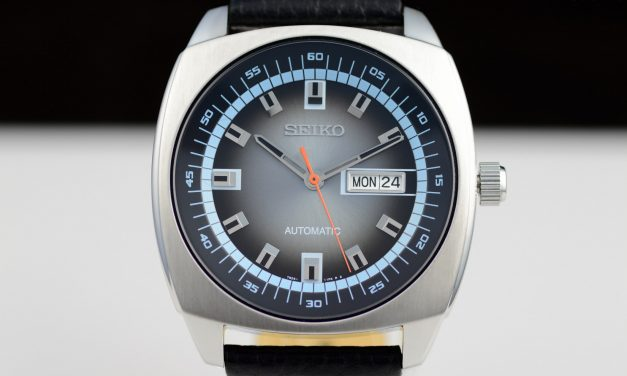 Seiko Recraft SNKN01 Automatic Review
