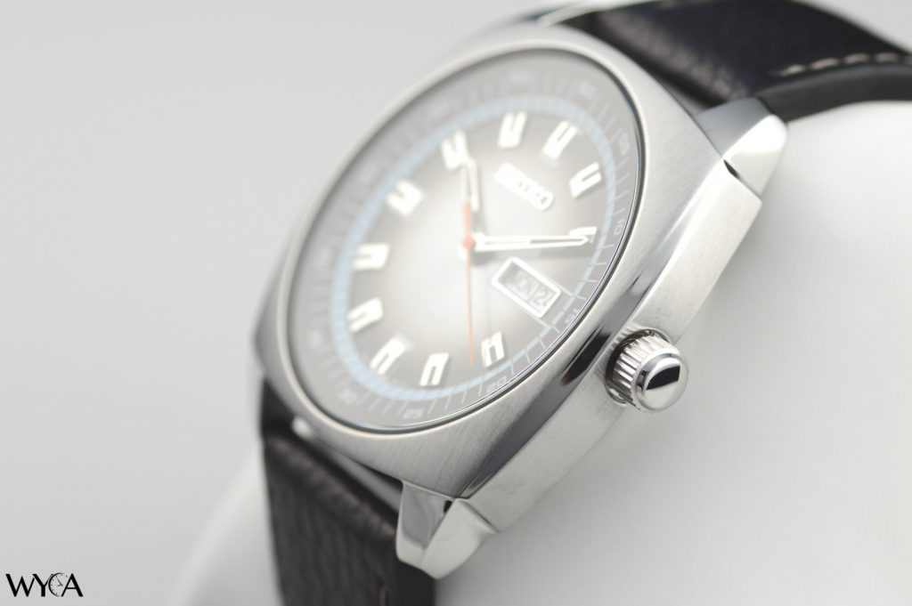 Seiko Recraft SNKN01 Crown