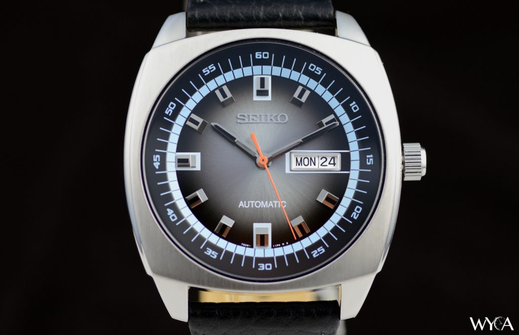 best sneakers 1663a 8b22b Seiko Recraft SNKN01 Automatic Review | Reviews by WYCA