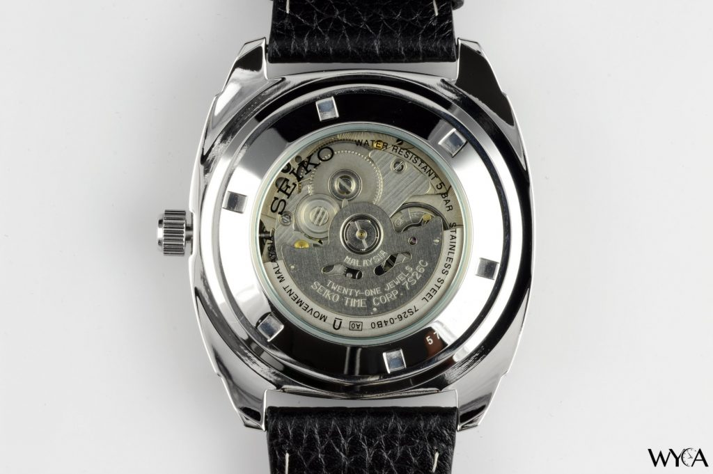 Seiko Recraft SNKN01 7S26C Automatic Movement