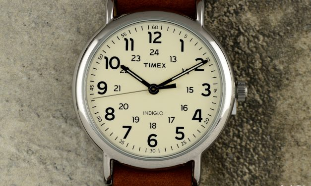Timex Weekender 40 Review
