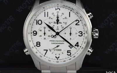 Bulova Wilton 96B183 Precisionist Chronograph Photo Review