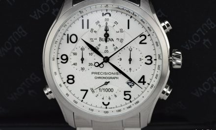 Bulova Wilton 96B183 Precisionist Chronograph Photo Review
