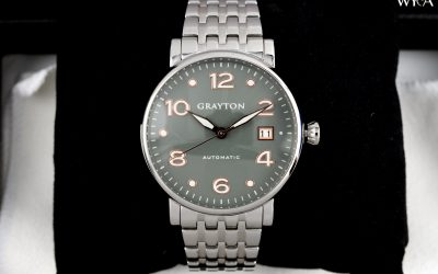 Grayton Automatic Watch Review