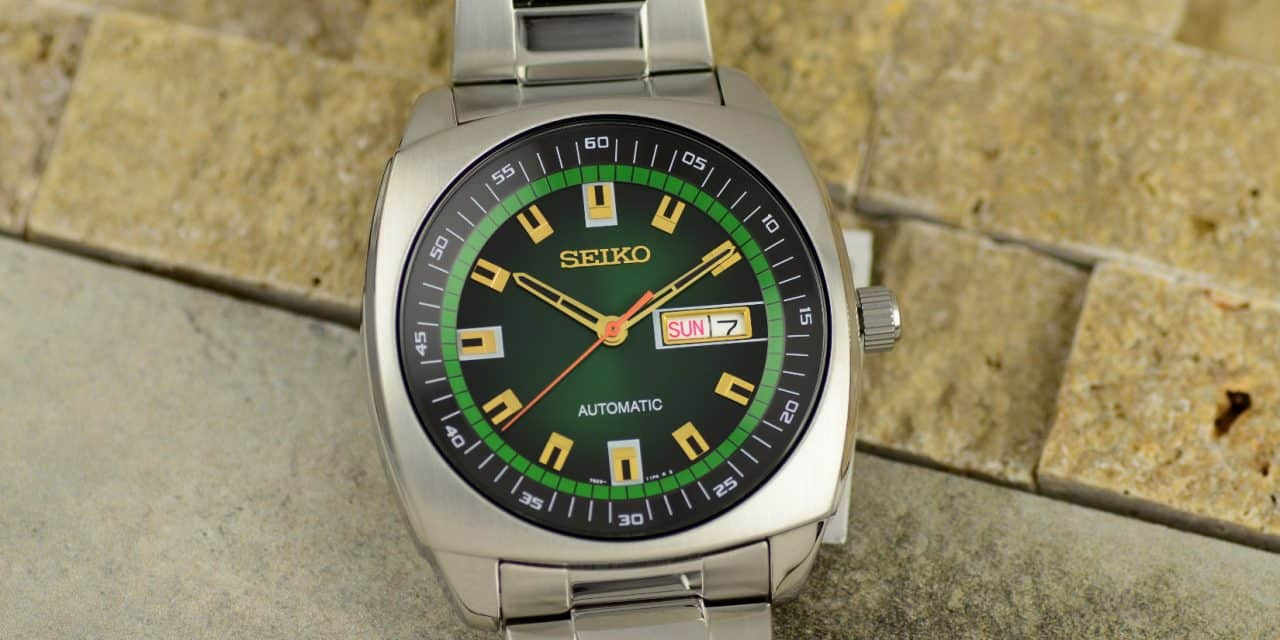 Relooking at the Recraft: the Seiko SNKM97