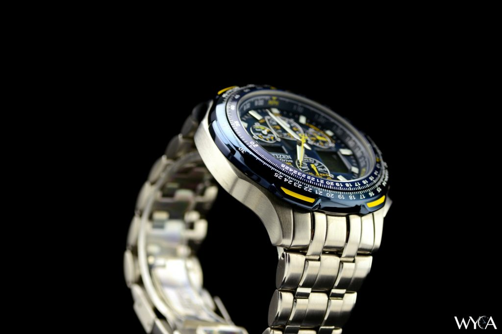 Citizen Skyhawk Blue Angels Case