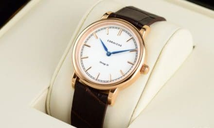 On Her Wrist: the Women's Corniche Heritage 36