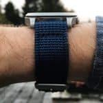 Seiko 5 SNK807 Wrist Profile