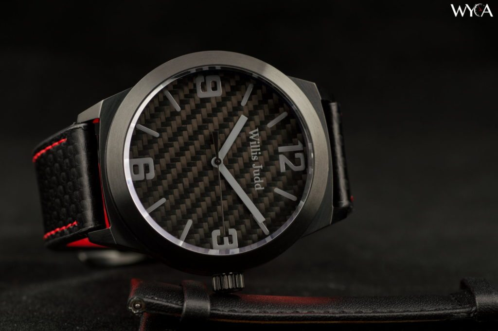 Willis Judd Carbon Fiber Watch