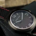 Willis Judd Carbon Fiber Watch Dial