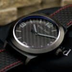 Willis Judd Carbon Fiber Watch Dial #2