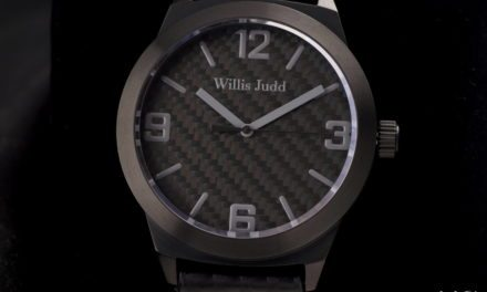 Willis Judd Carbon Fiber Watches