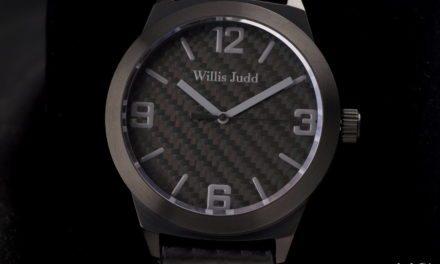 Willis Judd Carbon Fiber Watches