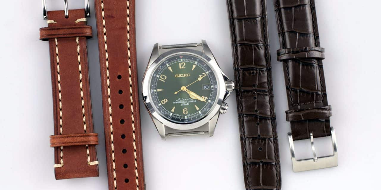 Upping the Alpinist's Strap Game With a Hirsch Liberty