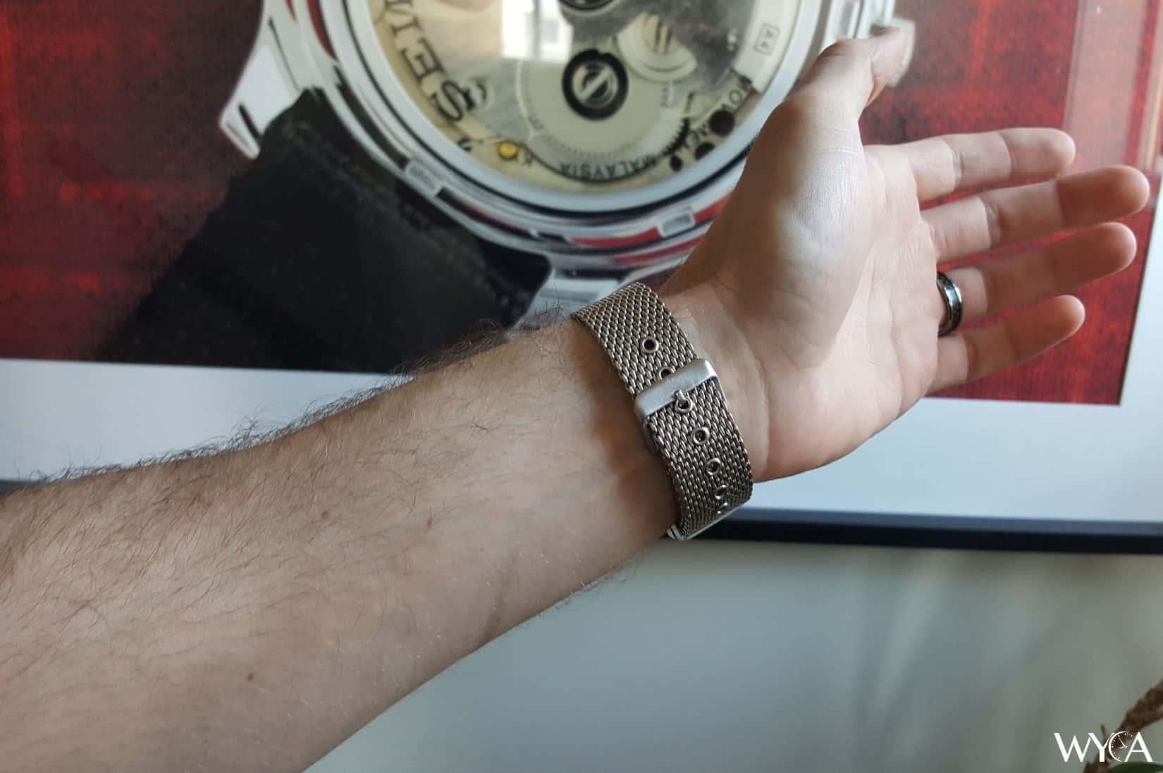 Tangramatic Nereid Argo Wrist Shot