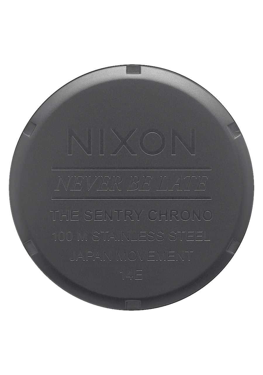 The Nixon Sentry Chrono