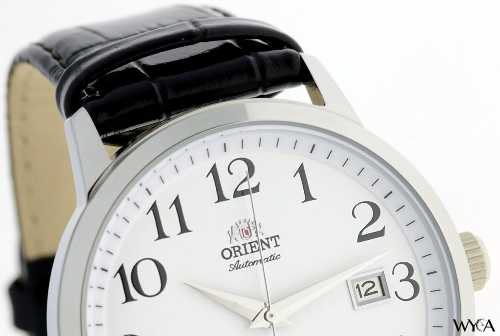Orient Symphony FER27008W Macro