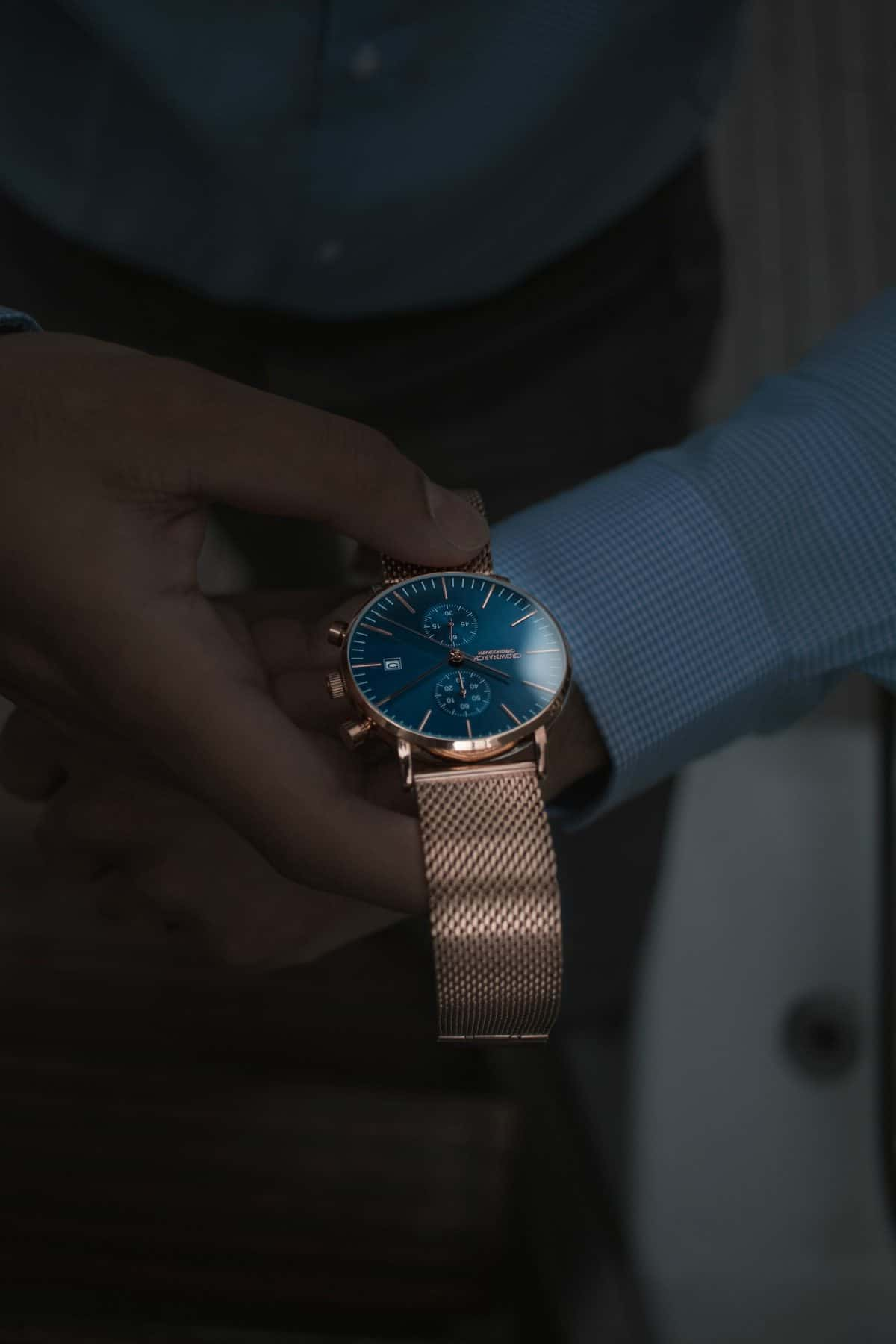 The Chrono Series by Crownarch