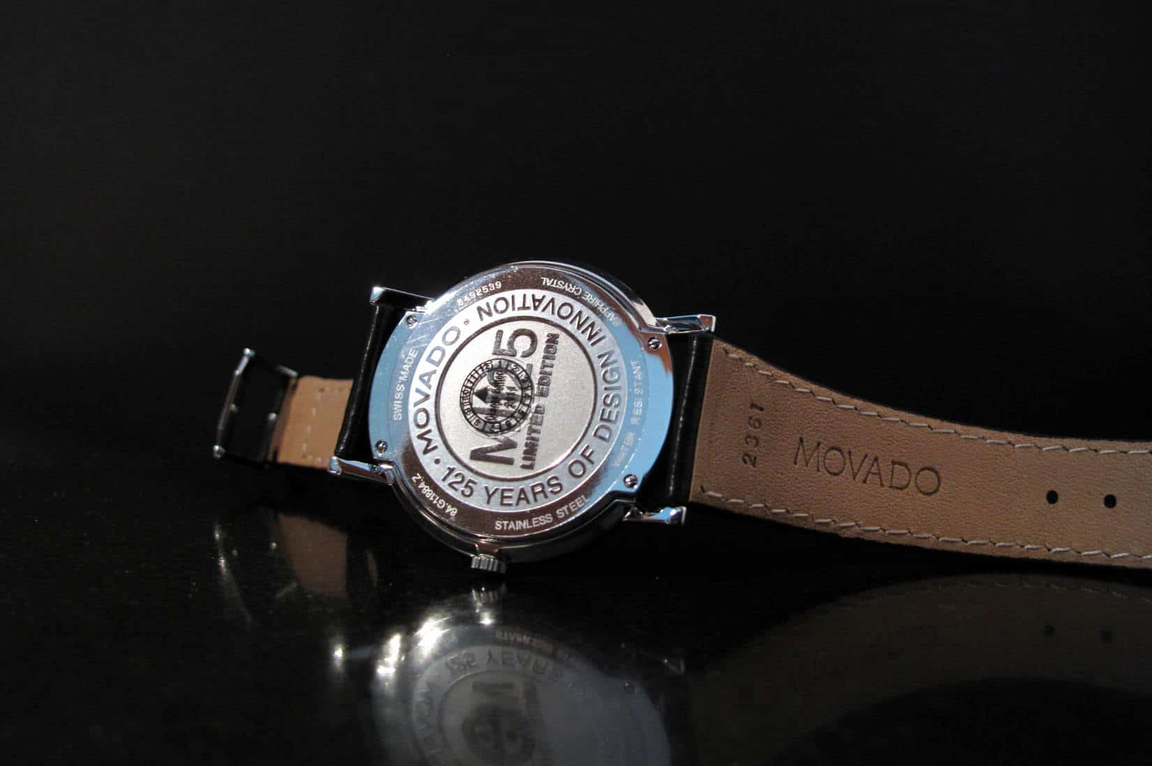 Movado M125 Hands – On Review