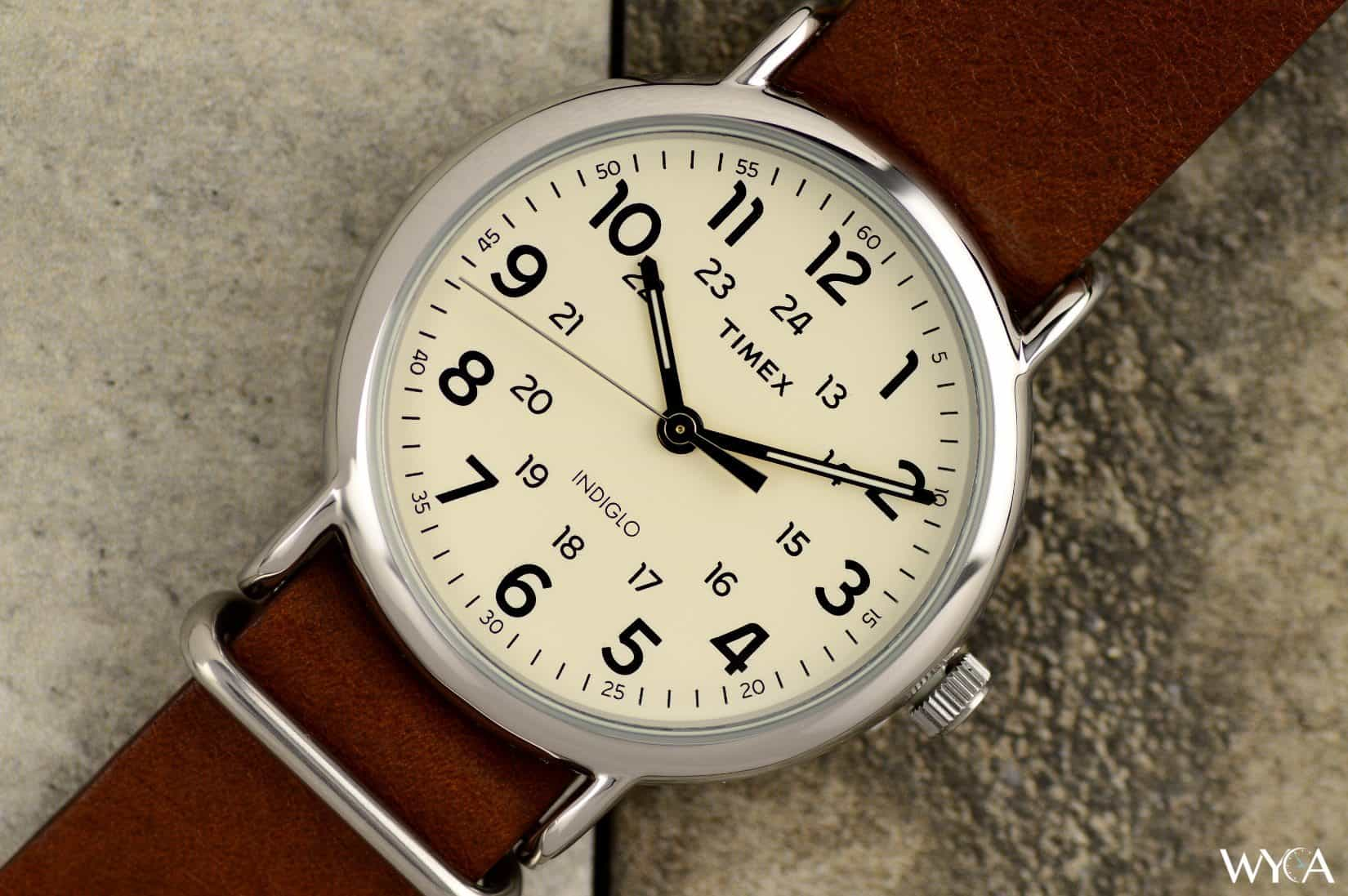 Timex: The Story & History Behind an American Watchmaking Icon Clone