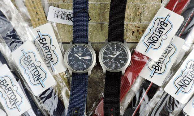 Seiko SNK809 & SNK807 Giveaway!