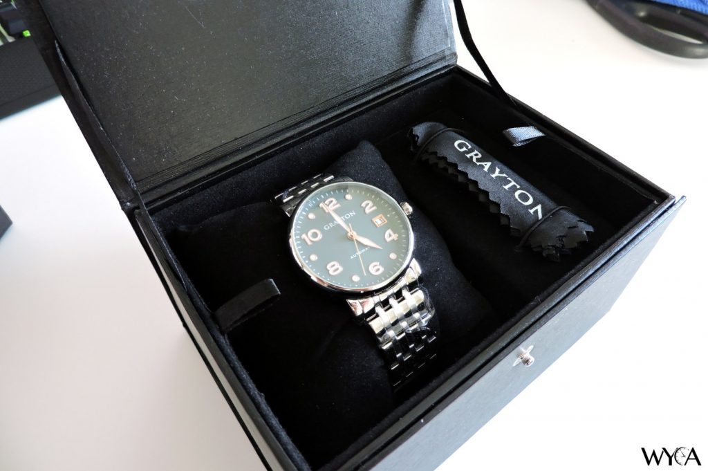 Grayton Automatic Watch in Box