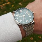 Grayton Automatic Watch Wrist Shot