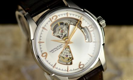 Hamilton Jazzmaster Open Heart Review