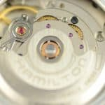 The H-12 Automatic Movement Inside the Regulator