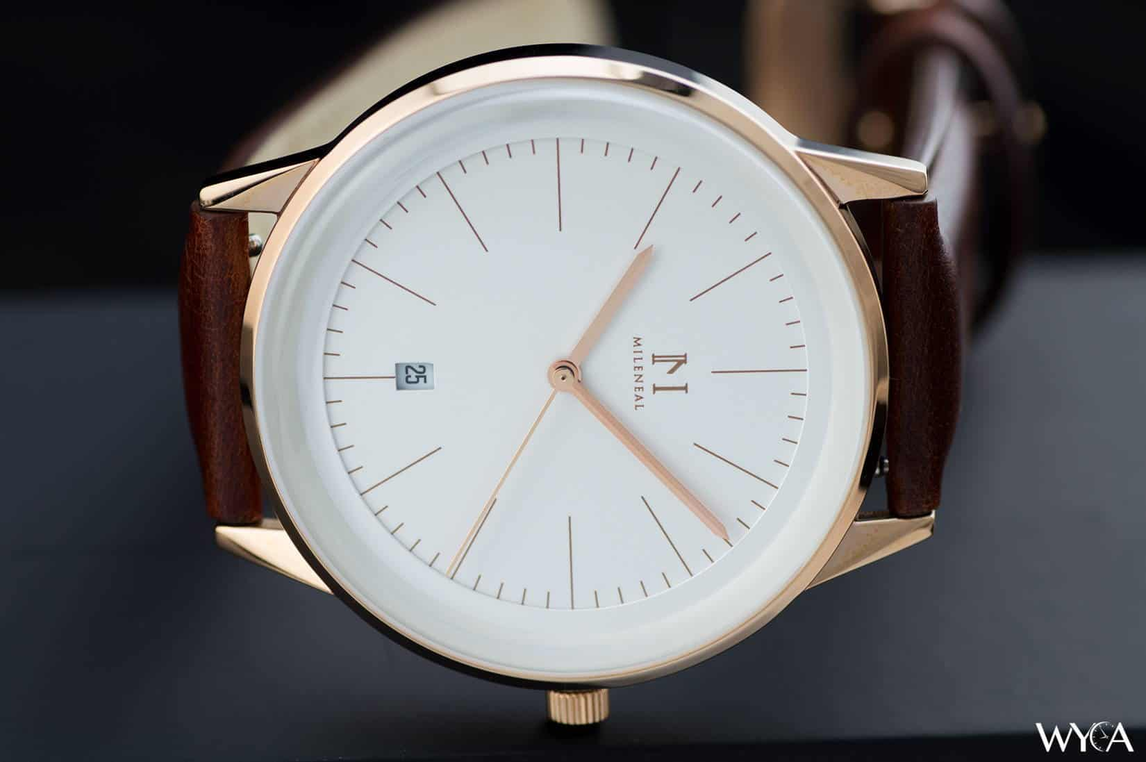 Mileneal Classic Hands-On Watch Review
