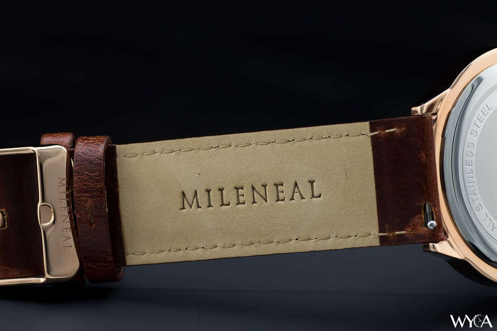 Mileneal Classic Watch Review