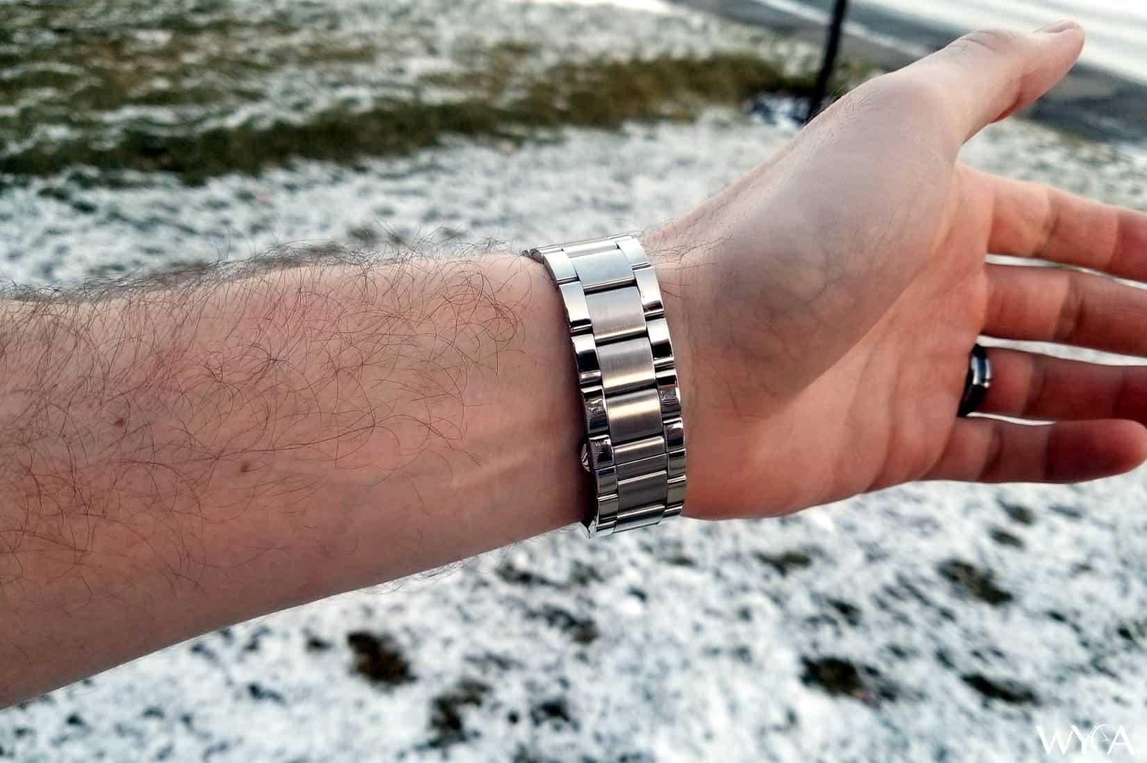 Evarii Vader Wrist Shot