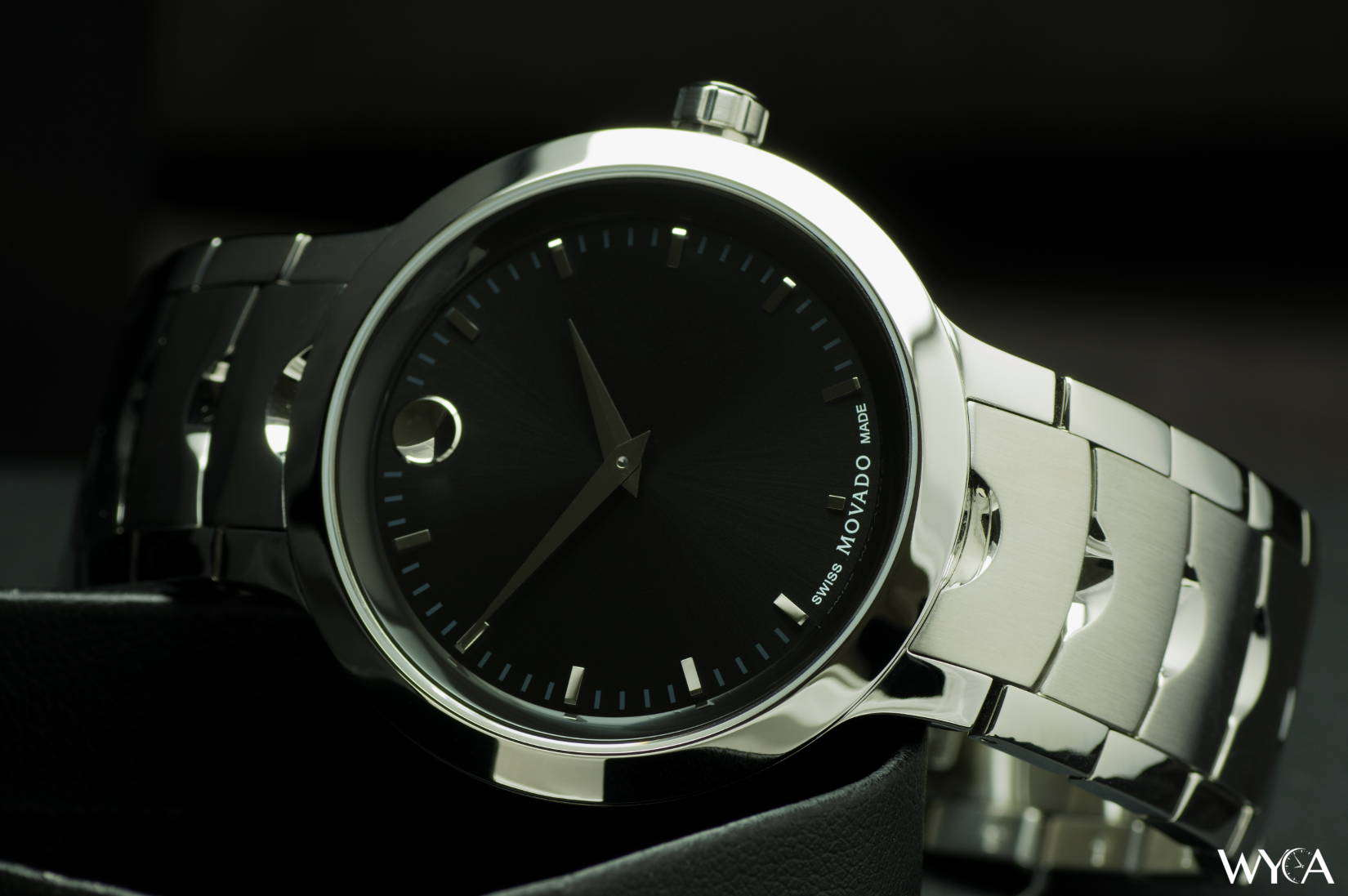 men movado watch luno dial product blinklifestyle com mens black s watches