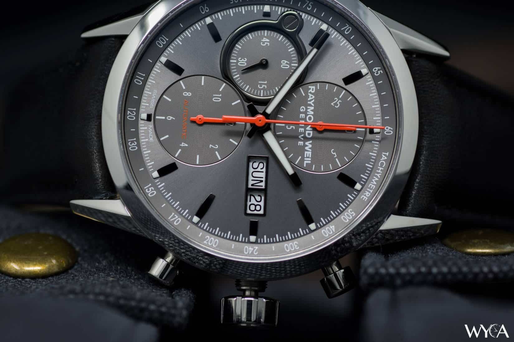 Raymond Weil Freelancer 7730 Chronograph