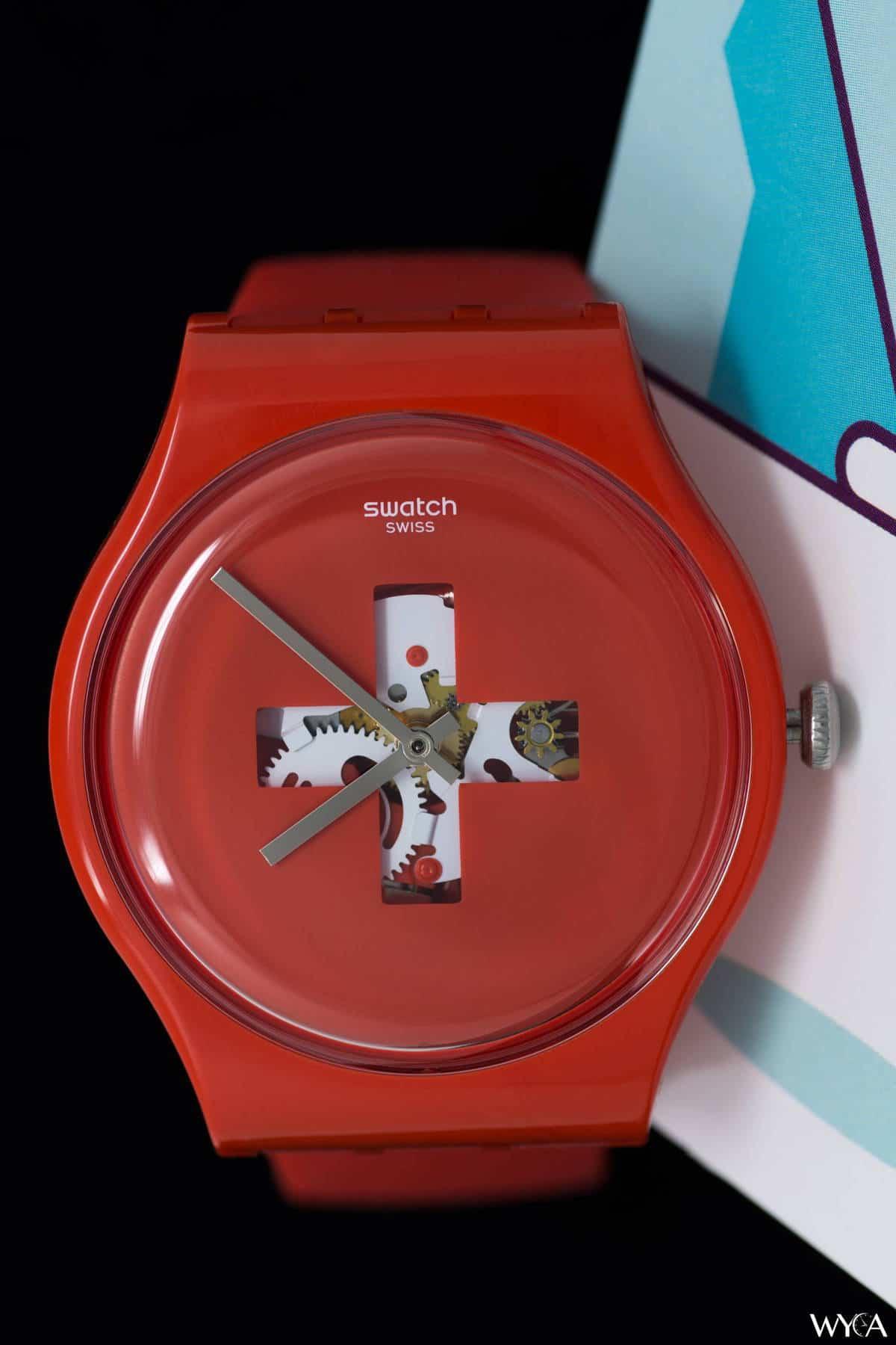 "Swatch Originals ""Around the Clock"" SUOR106"