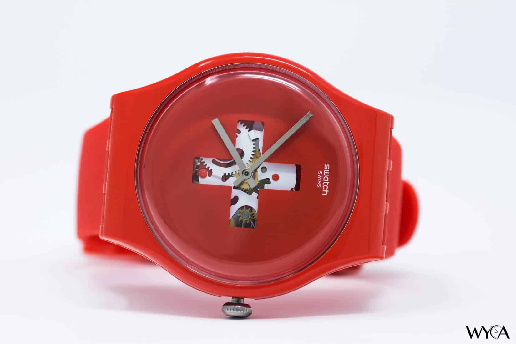 "Swatch Originals ""Swiss Around the Clock"""