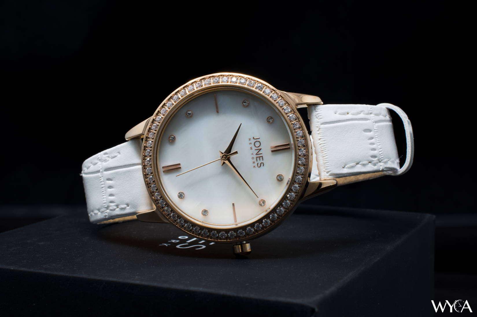 Jones New York Quartz Ladies Watch