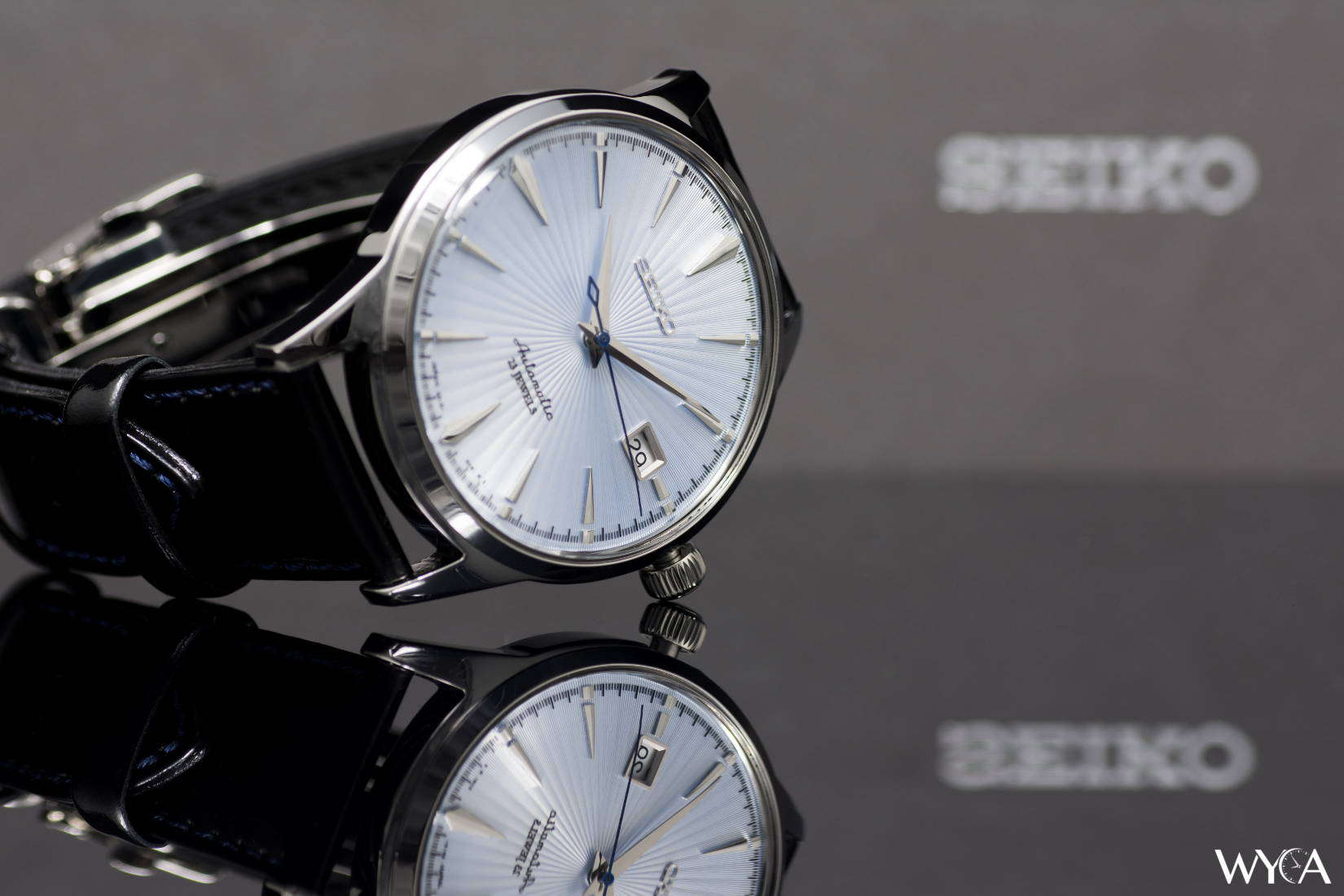 best service e464a 49b6d Seiko SARB065 Cocktail Time Review | Reviews by WYCA
