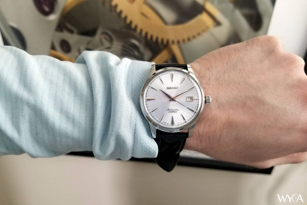 "SARB065 ""Cocktail Time"" Wrist Shot"