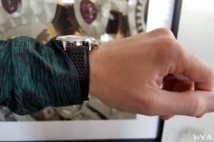 Hamilton Intra-Matic 68 Auto Chrono Wrist Shot