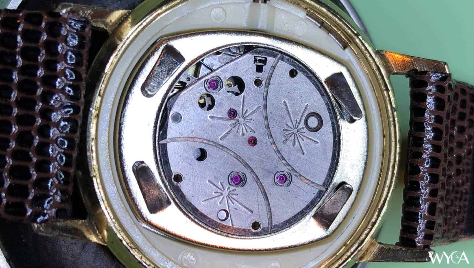 Movement 32 Mechanical